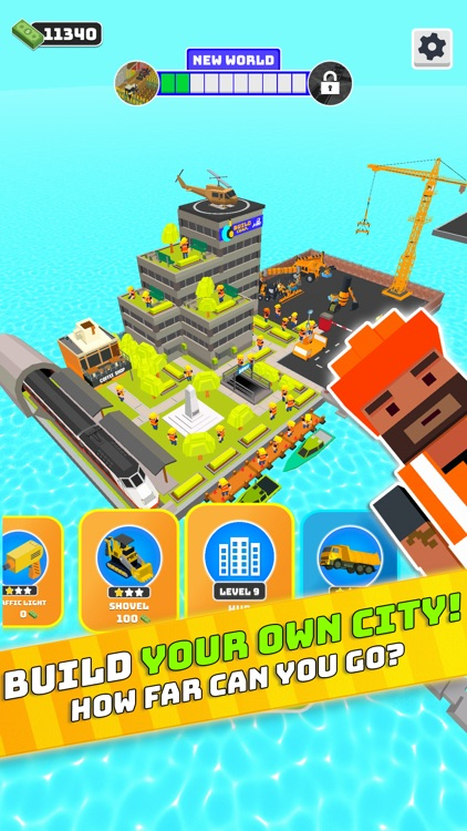 Build Roads screenshot-0