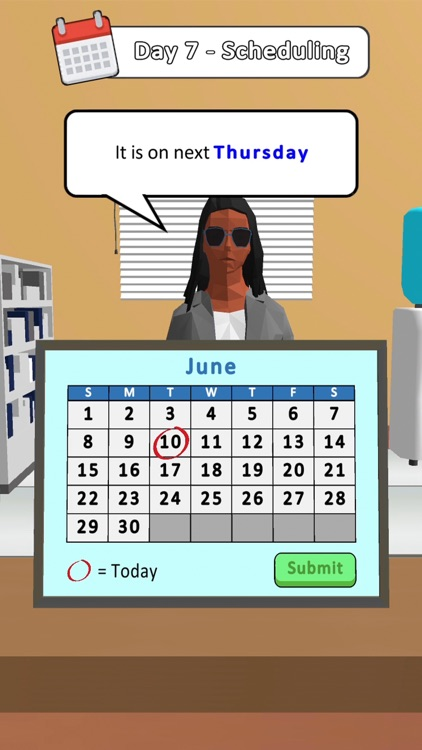 Hiring Job 3D screenshot-2