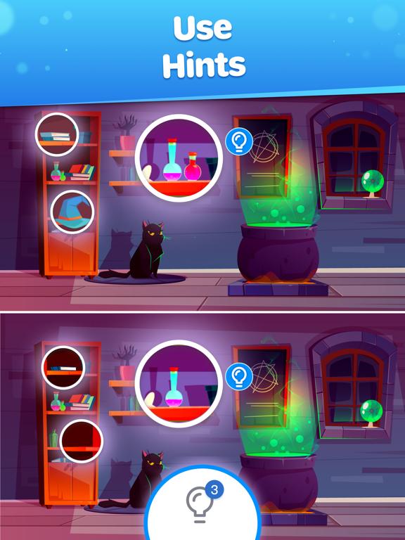 Differences - Find & Spot them screenshot