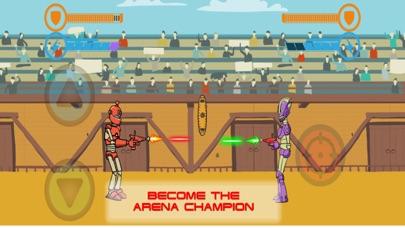 Bot Lazer Fight screenshot 2