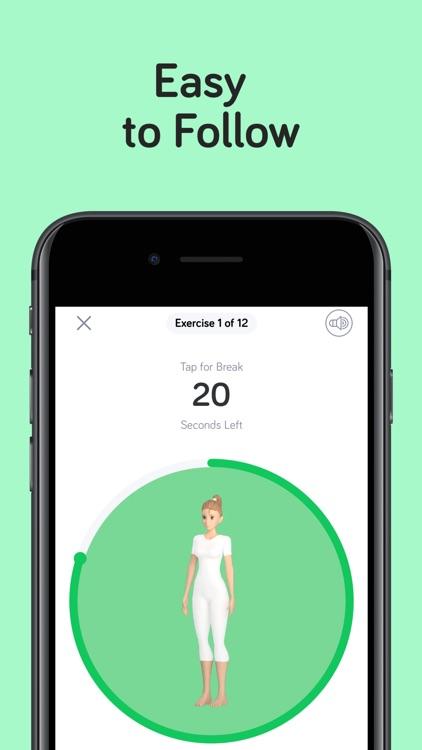 7 Min Power Work Out screenshot-6
