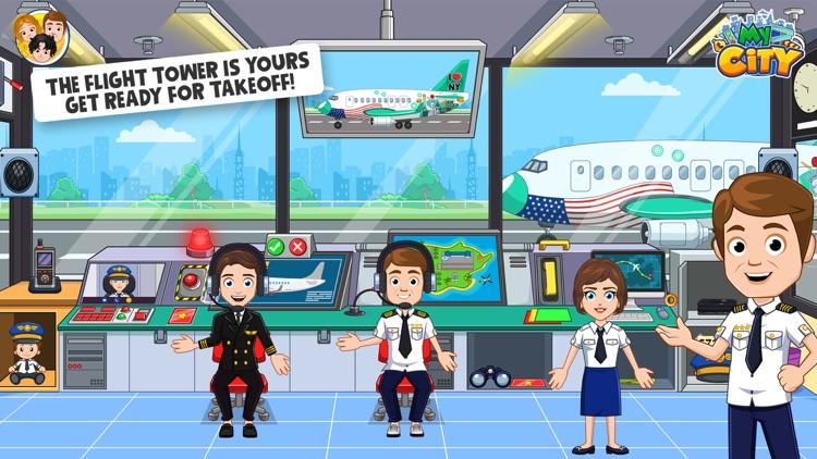 My City : Airport screenshot-5