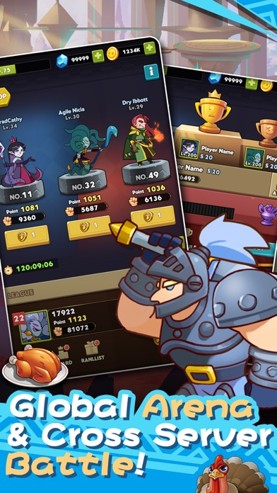 Hero Summoner - Idle Dungeon free Diamonds hack