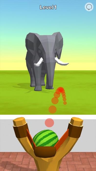 Feeding Animal 3D screenshot 1