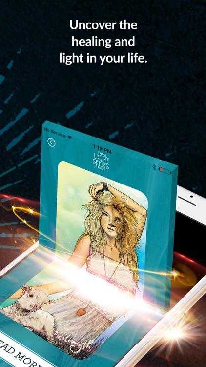 The Light Seer's Tarot screenshot-3