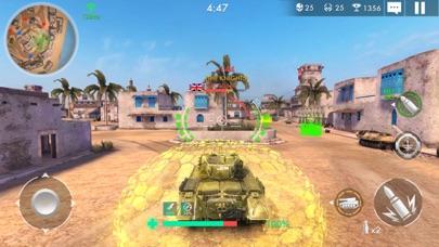 Tank Warfare: PvP Blitz Game紹介画像6