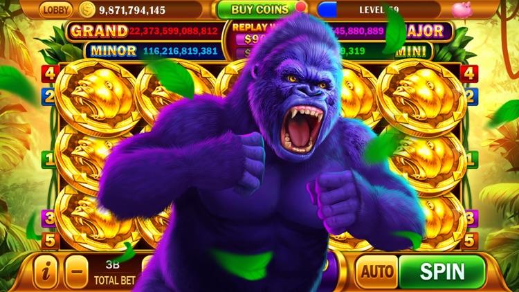 Golden Casino - Vegas Slots screenshot-0