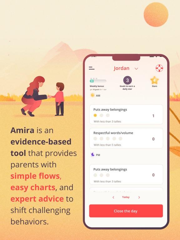 Amira Parenting screenshot 7