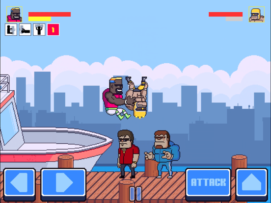 Rowdy City Wrestling screenshot 11