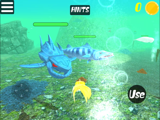 PUG FISH - OCEAN HUNTER screenshot 15