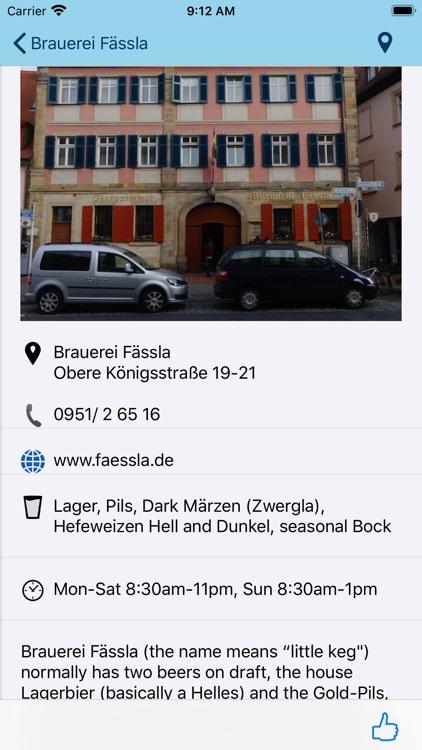 Bamberg Beer Guide screenshot-3