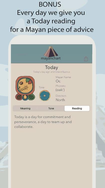 MayanChart - Mayan astrology screenshot-7