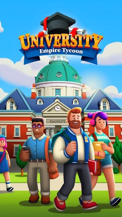 University Empire Tycoon-IdleCaptura de pantalla de1