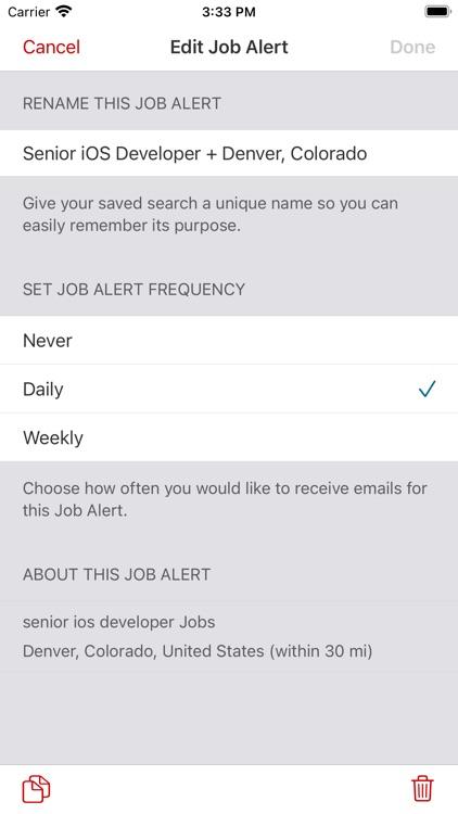 Dice Tech Jobs screenshot-7