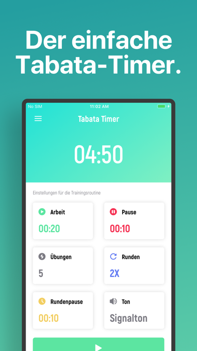 messages.download Tabata Timer □ software