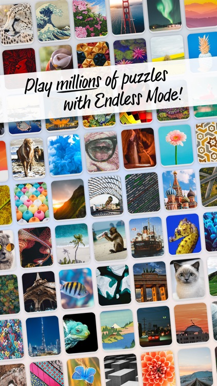 Pictominoes: Jigsaw Puzzles screenshot-4