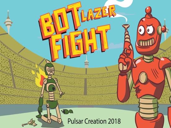Bot Lazer Fight screenshot 7