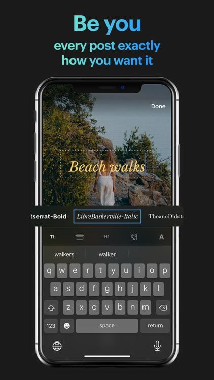 Steller: Photo & Video Sharing screenshot-3