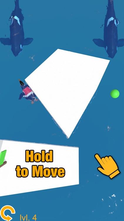 Penguin Champion - Ice Escape screenshot-0