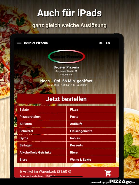 Beueler Pizzeria Bonn screenshot 7