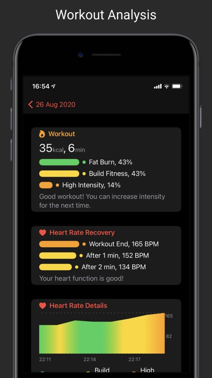CardioBot - Heart Rate Tracker screenshot-5