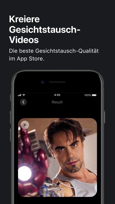 messages.download Reface: Gesichter Mischen software