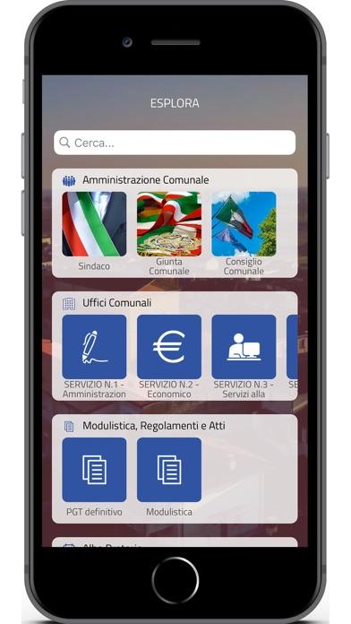 MyCavenagoD'Adda screenshot 2