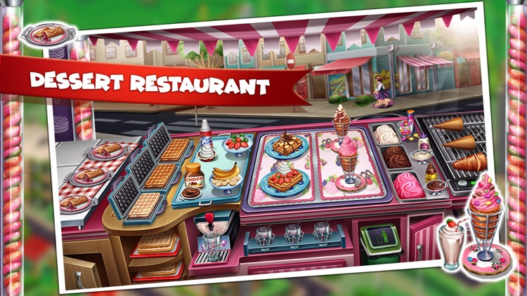 Cooking Urban Food Restaurant screenshot-5