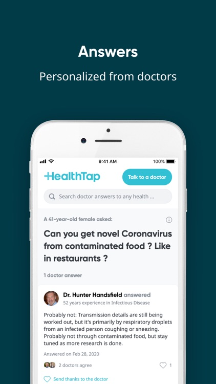 HealthTap — 24/7 Telemedicine screenshot-4