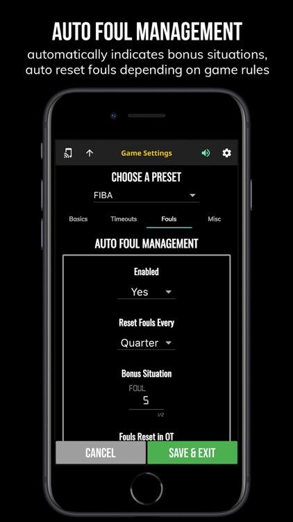 BT Controller - Basketball screenshot-9