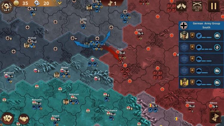 Glory of Generals 3: WW2 screenshot-3