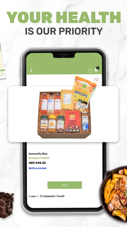 QualityFood : Online Grocery
