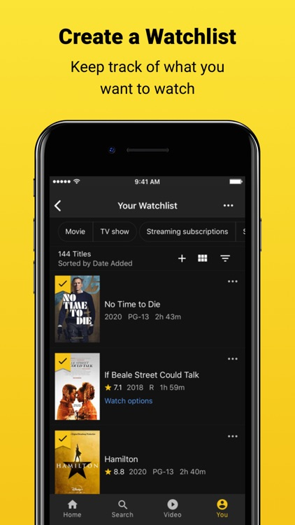 IMDb: Movies & TV Shows screenshot-4