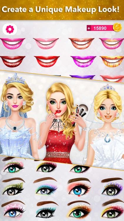 Bride Wedding Fashion Dressup screenshot-5
