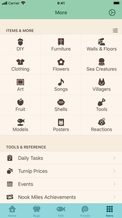 ACNH Travel Guide screenshot-8