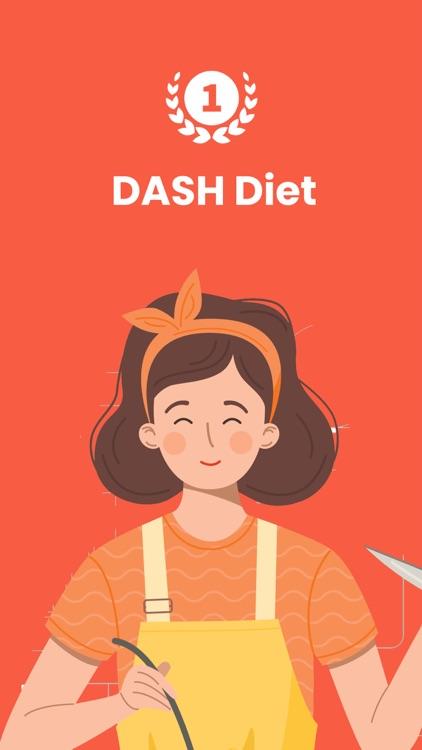 Dash Diet Plan & Food Tracker