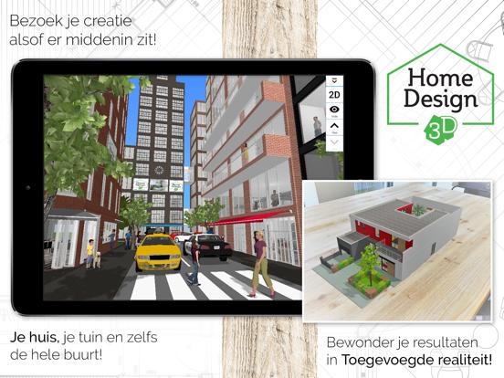 Home Design 3D GOLD iPad app afbeelding 5