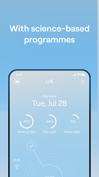 LYS: Live healthier with light screenshot-3