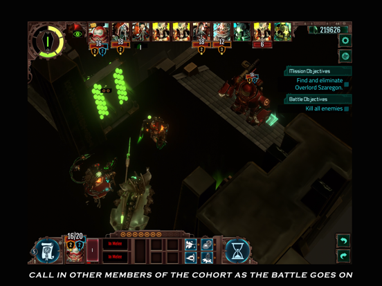 Warhammer 40,000: Mechanicus screenshot 7