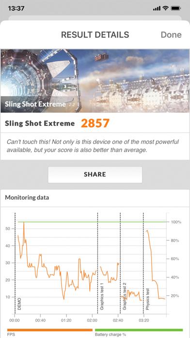 3DMark Sling Shot Benchmarkのおすすめ画像2