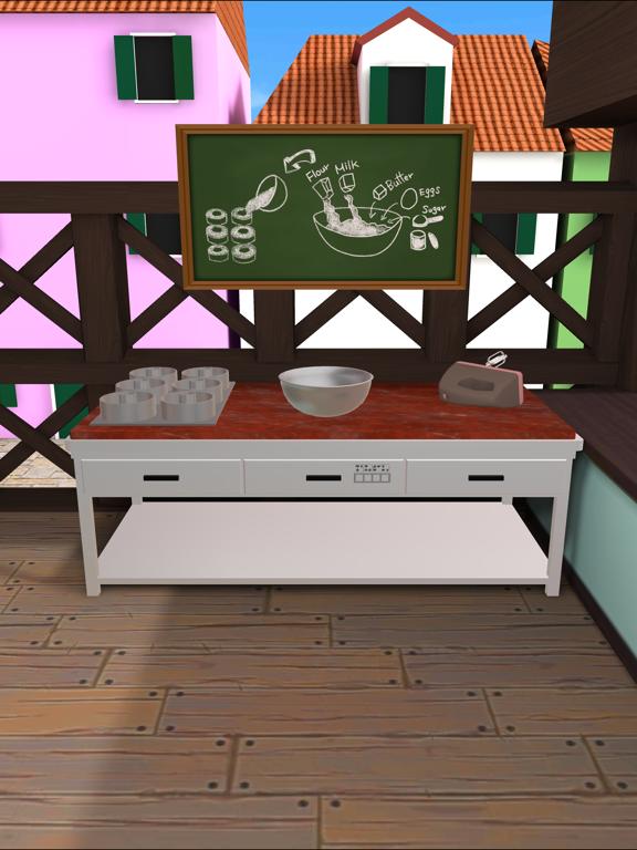 脱出ゲーム 幸せをとどけるケーキ屋さんのおすすめ画像8