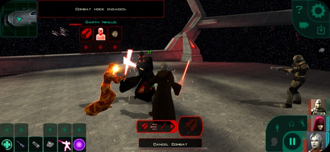 Star Wars: Knights Of The Old Republic 2 Will Land On Mobile Devices Later This Month.
