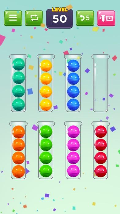 Color Ball Puzzle - Ball Sort screenshot 6
