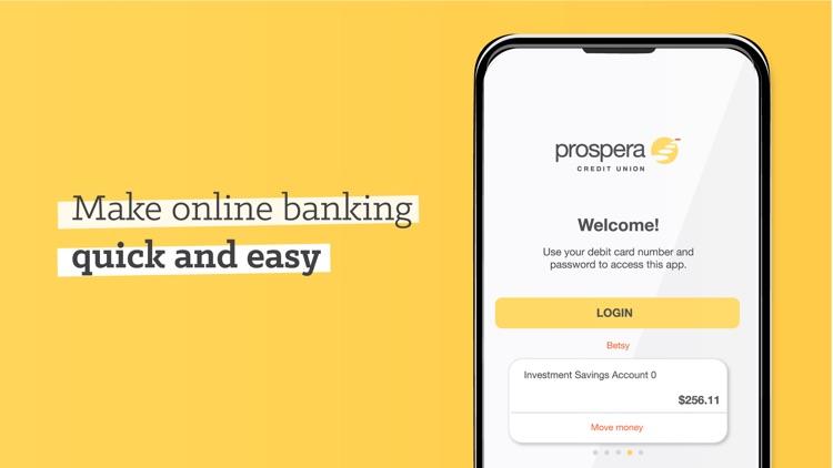 Prospera Credit Union screenshot-6
