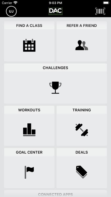 DAC Fitness.