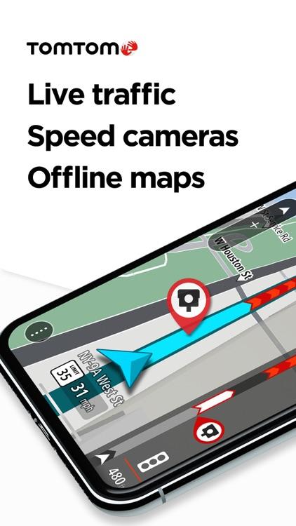 TomTom GO Navigation screenshot-0
