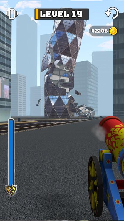 Cannon Demolition screenshot-4