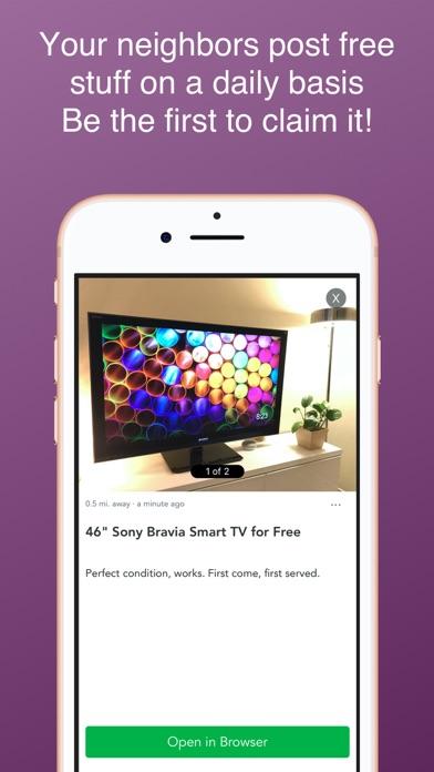 Freebie Alerts: Free Stuff App Screenshot