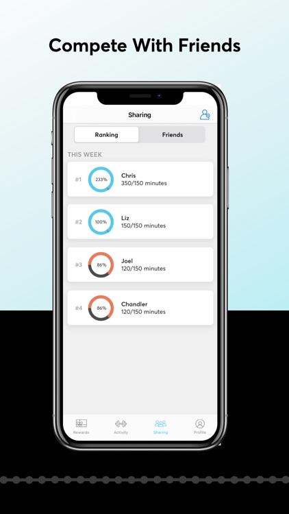 Paceline: Rewards for Exercise screenshot-6