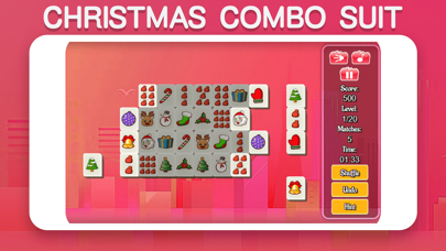 Christmas Combo-Suit screenshot 3